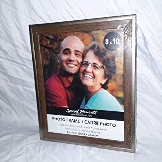 Special Moments Memories Collection 8x10 Photo Frame