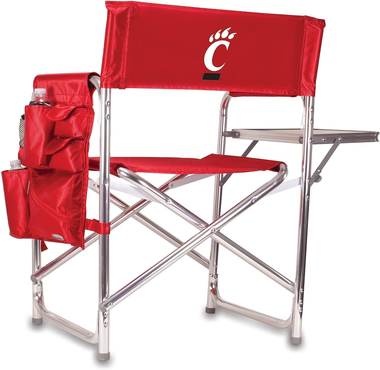 Picknick Zeit Sport Stuhl (U von Cincinnati Bearcats) Digital Bedruckt