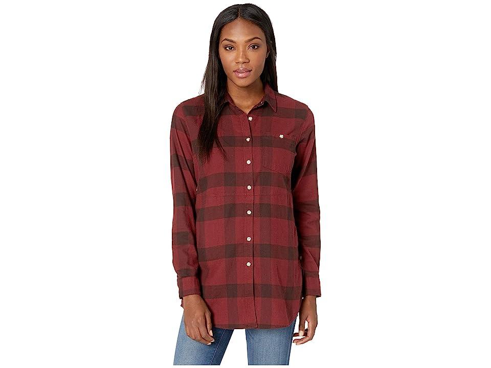 Mountain Hardwear Pt. Isabel Long Sleeve Tunic (Smith Rock) Women