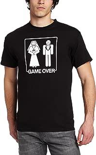 Men's Humor Game Over T-Shirt