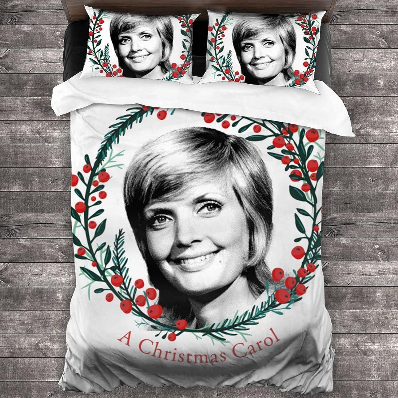 A Popular popular Christmas Carol sold out Duvet Cover 3Pcs Pillo Set Bedding WMCYZHU