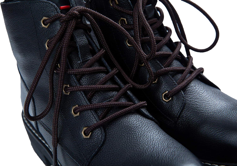 Kilter Runde Schn/ürsenkel f/ür Sneaker Stiefel und Wanderschuhe /ø 4.5 mm