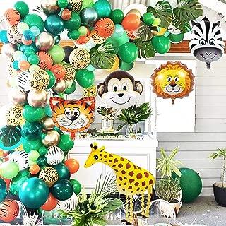 jungle theme party props