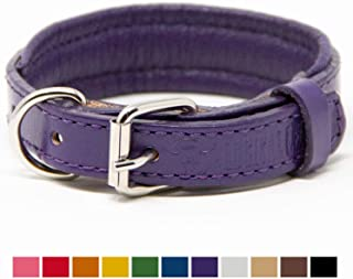 28 inch leather dog collar