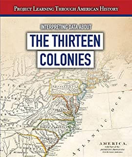 Interpreting Data about the Thirteen Colonies