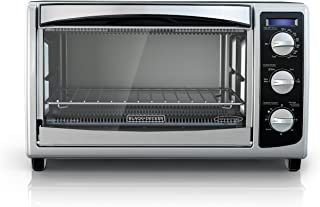 black and decker convection oven to1675b