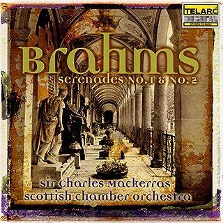 Brahms: Serenades Nos 1 & 2