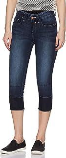 Jealous 21 Women's Capri Jeans