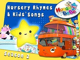 Nursery Rhymes And Kids' Songs By HuggyBoBo