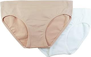 Big Girls' Seamless Bikini Brief (Pack of 2)