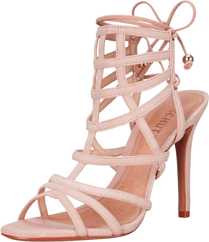 Schutz Womens Latonya Dress Sandal