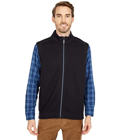 Tommy Bahama Flipshore Full Zip Vest (Night Cap) Men