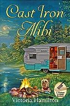 Cast Iron Alibi (A Vintage Kitchen Mystery Book 9)