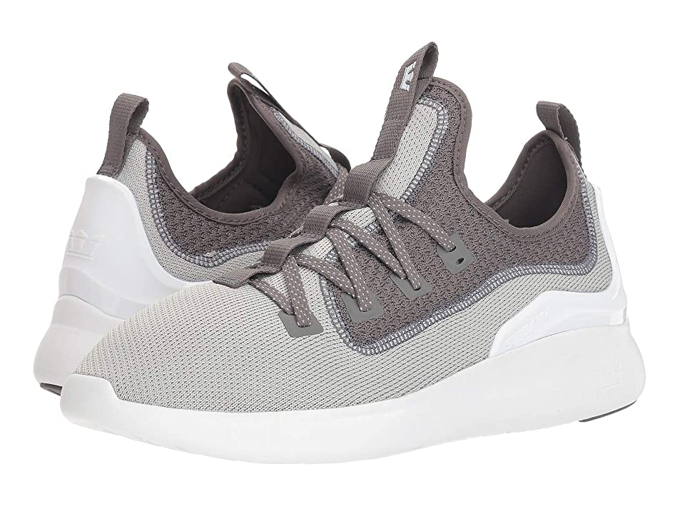 Supra Factor (Light Grey/Grey/White) Men