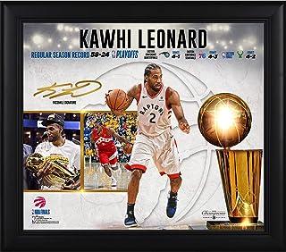 Kawhi Leonard Toronto Raptors Framed 15