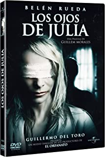 Julia's Eyes Los ojos de Julia  Lost Eyes  NON-USA FORMAT, PAL, Reg.2 Spain