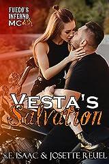 Vesta's Salvation (Fuego's Inferno MC) Kindle Edition