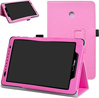 Ellipsis 8 / Ellipsis Kids 2015 Case,Mama Mouth Slim Folio 2-Folding Stand Case Cover for 8