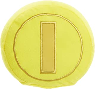 NINTENDO World of Nintendo Gold Coin Plush with Sounds