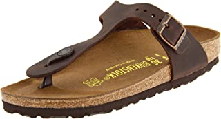 d6965e05501b FREE Shipping on eligible orders. Birkenstock Gizeh Unisex Leather Sandals