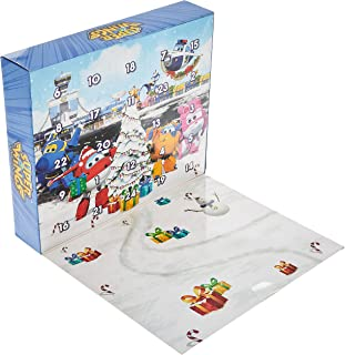 Super Wings – Advent Calendar | Countdown Calendar with Exclusive Characters & Accessories | 24 Gifts Included | Fun Presc...