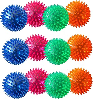 PetSport Gorilla Ball Scented, Super Durable, Ultra Light and Ultra Bouncy Dog Toy for Small, Medium and Large Dogs, Assor...