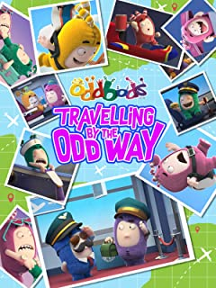 Oddbods - Travelling By The Odd Way