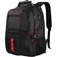 Extra Large Backpack,TSA Friendly Durable Travel Laptop Computer Backpack for Men Women with USB...
