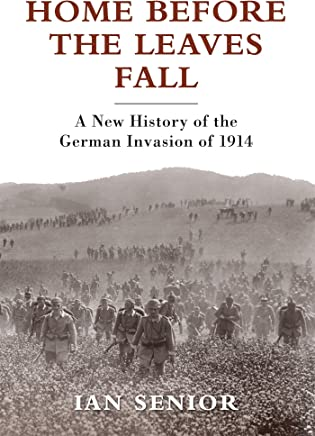 Home Before the Leaves Fall: A New History of the German Invasion of 1914