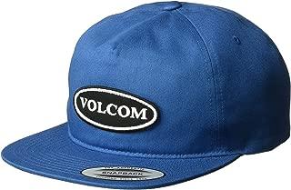 Volcom Men's Hard Core in 94' 5 Panel Adjustable Snap Back Hat
