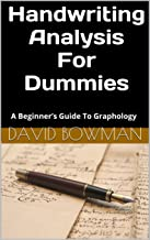 Handwriting Analysis For Dummies (Teach Yourself): A Beginner's Guide To Graphology
