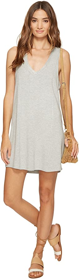 Eartha Lightweight French Terry Dress