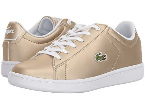 d3d4701c591cad Lacoste Kids Carnaby Evo (Little Kid Big Kid) at Zappos.com