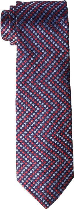 Paisley Pattern Regular Width Silk Tie