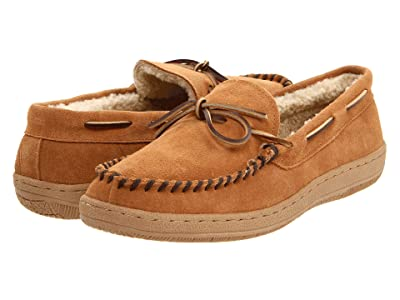 L.B. Evans HideAways by L.B. Evan Morgan (Tan Suede) Men