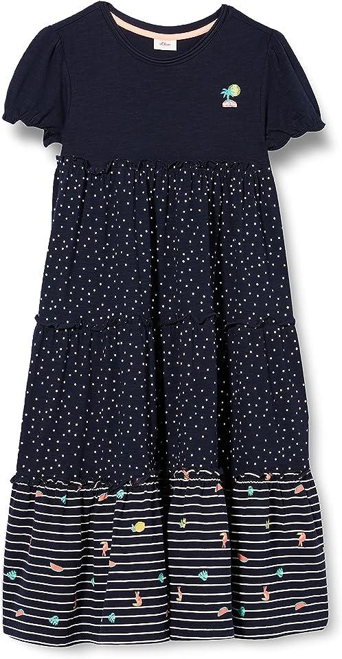 Mädchen Kinderkleid