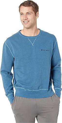 Vintage Dye Fleece Crew - 549295