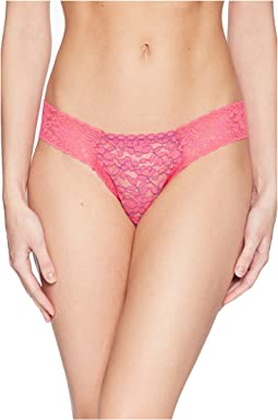 Leila Low Rise Diamond Thong