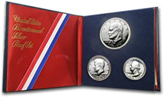Best 1976 bicentennial silver uncirculated 3 piece set Reviews
