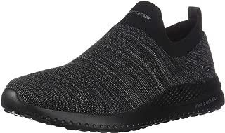 Skechers Mens Matera Graftel Black Size: 8.5 Wide