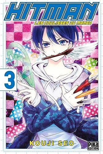 Hitman Les Coulisses du Manga 3