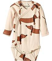 mini rodini - Dog Wrap Bodysuit (Infant)