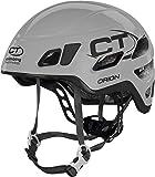 Climbing Technology Orion Helm, Grau/Schwarz, 52-56 cm