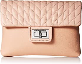 Karl Lagerfeld Paris Agyness Quilted Flap Belt Bag