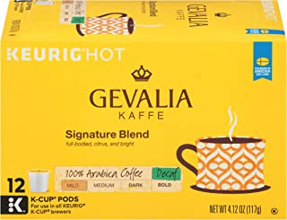 Best gevalia signature blend Reviews