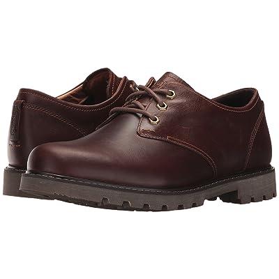 Dunham Royalton Oxford Waterproof (Brown) Men