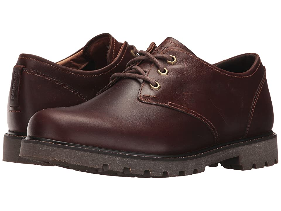 Dunham Royalton Oxford Waterproof (Brown) Men