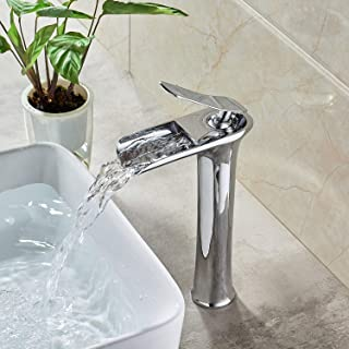 Grifos de lavabo Dianhydro caña para grifo mezclador de pared universal cm 30