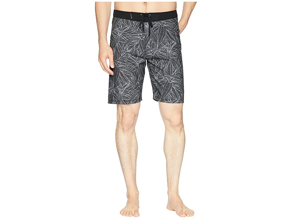 Hurley Pupukea 20 Boardshorts (Black) Men