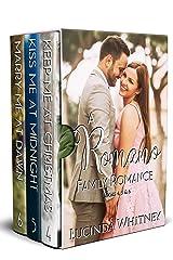 Romano Family Romance Volume 2 Box Set: Keep Me At Christmas, Kiss Me At Midnight, Marry Me At Dawn Kindle Edition